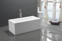 "Malta  59"" Freestanding Bath Tub"