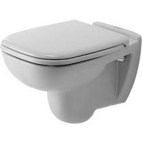 Duravit One-Piece Wall-Mounted Toilet Washdown Model