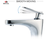 Royal Acadia Bathroom Chrome Faucet