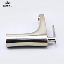 Royal Acadia Bathroom Faucet Brushed Nickel
