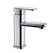 Royal Anna Single Hole Bathroom Faucet Brushed Nickel