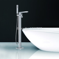 Royal Sedona Freestanding Tub Filler Chrome