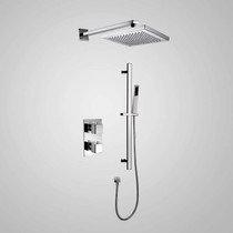 Royal Miami Thermo Shower System Kit Chrome