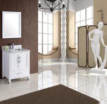 Royal Palmera Collection 24 inch White Bathroom Vanity