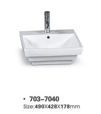 Royal Laval Bathroom Over-mount Sink