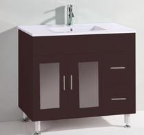 Royal Jane 36 inch Navy Blue Bathroom Vanity