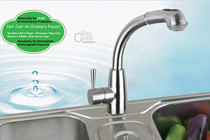 Melrose Pullout Kitchen Faucet Stainless Steel