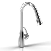 Riobel Kitchen Faucet with Spray Flo F0101