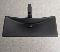 Toto Waza® Noir™ Cast Iron Lavatory
