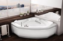 """Maax Infinity Corner Drop in Bath Tub 60"""" x 60"""""""