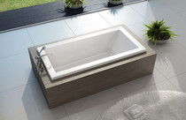 Maax Kava Drop-in Bathtub