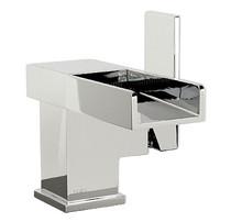 Rubi Kali Single-hole washbasin faucet with drain