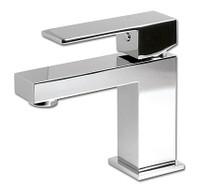 Rubi Quatro Single-hole basin faucet with pop-up waste