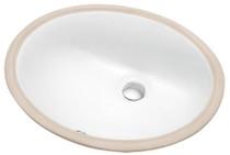 Alberta Under Mount Bathroom Sink