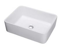 Carlos Square Counter top Bathroom sink