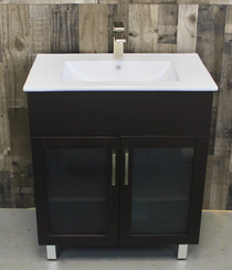 "Jane 24"" Bathroom Vanity in Espresso"