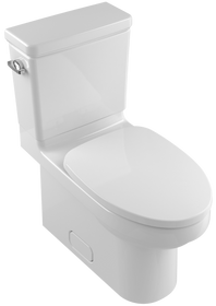 """Villeroy & Boch Architectura 2 pc Toilet 12"""" Rough In Comfort Height"""