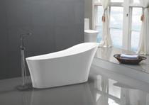 "Delray  67"" Freestanding Bathtub"