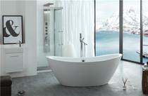 Royal Barbados 71 inch  Freestanding Bathtub- In Stock