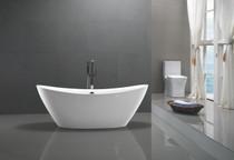 """Barbados 71"""" Freestanding Bath Tub"""