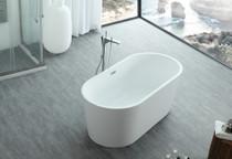 Chicago  59 inch Freestanding Bathtub