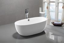 "Seabreeze 55"" Freestanding Bath Tub *CUSTOM SIZE*"
