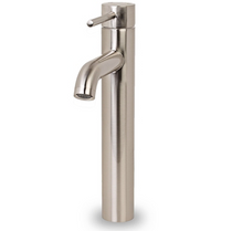 Royal Ava Single Lever Basin Faucet Brushed Nickel
