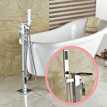 Royal Costa Waterfall Freestanding Tub Faucet Chrome