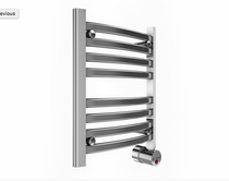 MrSteam | Towel Warmer 200 Watts Chrome