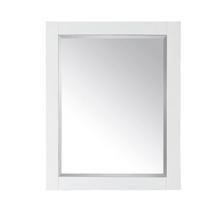 """Royal Matching  Mirror 24"""" White"""