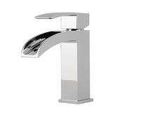 Rubi | Kaskad Single-lever basin faucet Chrome