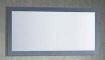 """48"""" Wooden Framed Gray Mirror"""
