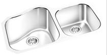 GEMINI -Under Mount Double Bowl Kitchen Sink KM 609
