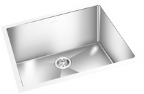 GEMINI Single Bowl Square Kitchen Sink CRC21D10