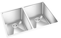 GEMINI Double Bowl - Square Sink CRC 1414