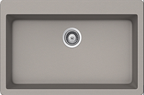 RBP    Granite Composite Single Bowl Kitchen Sink