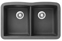 RBP-500 Granite Composite Double Bowl Sink