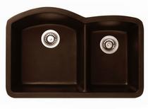 RBP-575 Granite Composite Double Bowl Sink