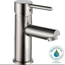 Rado Single Handle Lavatory Faucet Brushed Nickel