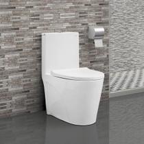 Crown Ever Clean Dual Flush Toilet