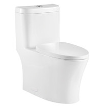 Crown Carly Dual Flush One Piece Toilet