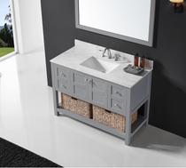 Royal Jupiter 48 inch Grey Bathroom Vanity