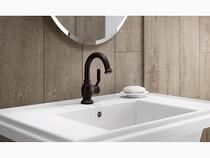 Kohler Worth® single-handle bathroom faucet in Oil Rubbed Bronze