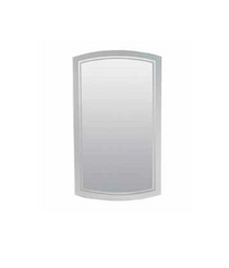 """Frosted Eclipse Medicine Cabinet 16""""W x 28.25""""H x 4.5"""" D"""