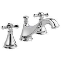 Cassidy™ Two Handle Widespread Lavatory Faucet with Metal Pop-Up - Handles H295PN