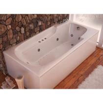 "Eros Acrylic, Drop-in Corner Tub Soaker 32"" x 60"""
