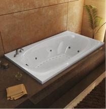 "Polaris Acrylic, Drop-in Corner Tub Soaker 36"" x 66"""