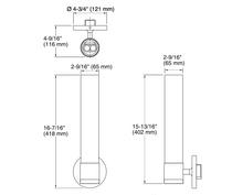 Kohler | Purist® Single wall sconce