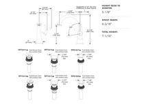 Brizo   Virage® Single-Handle Lavatory
