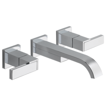 Brizo  Siderna® Wall-Mount Vessel Lavatory Faucet - Less Handles